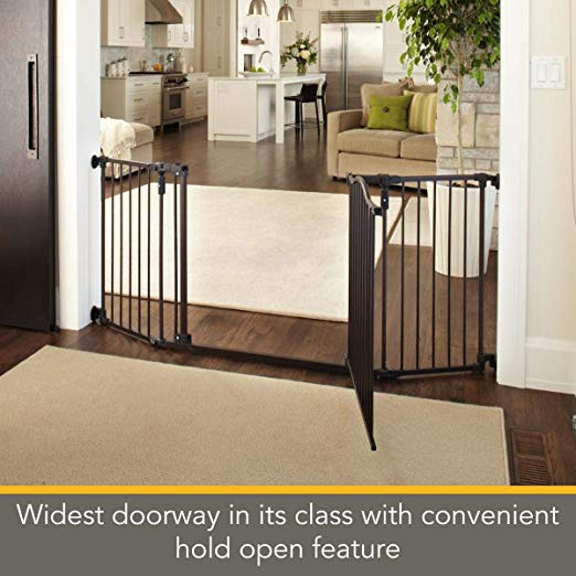 Best Baby Gate For Wide Opening