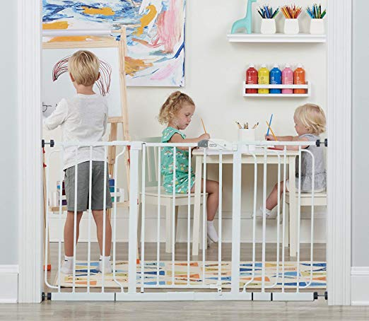 Best Extra Wide Baby Gate