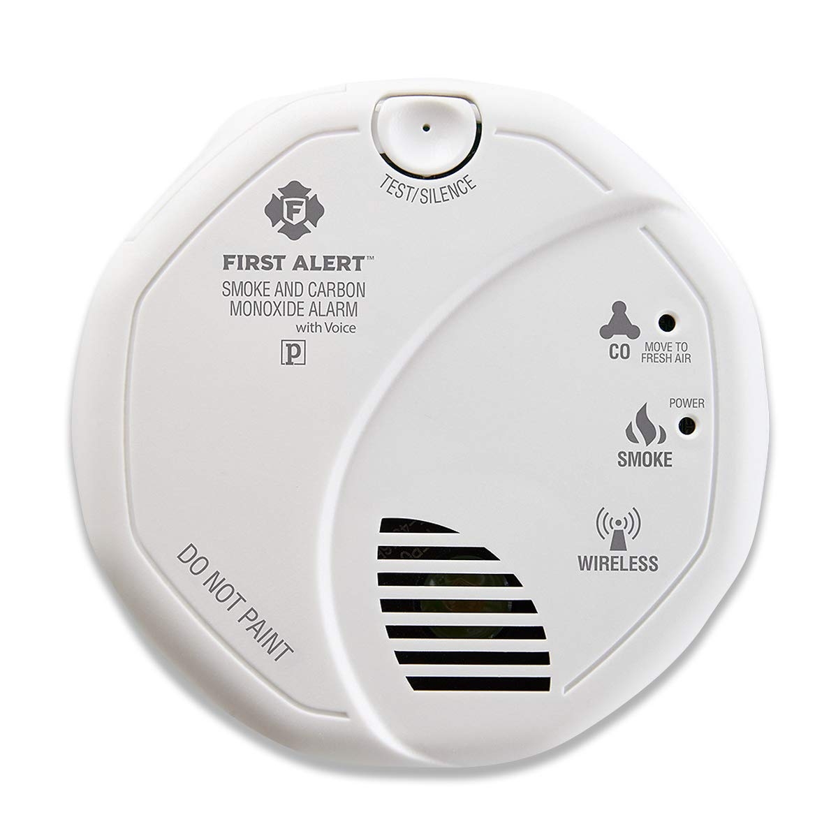 Best For Combination Smoke and Carbon Monoxide Alarm