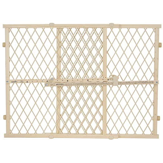 Best Position and Lock Wood Gate