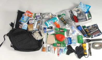 first aid kit for bug out bag