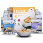 Best Emergency Food and Drink For 1 Month