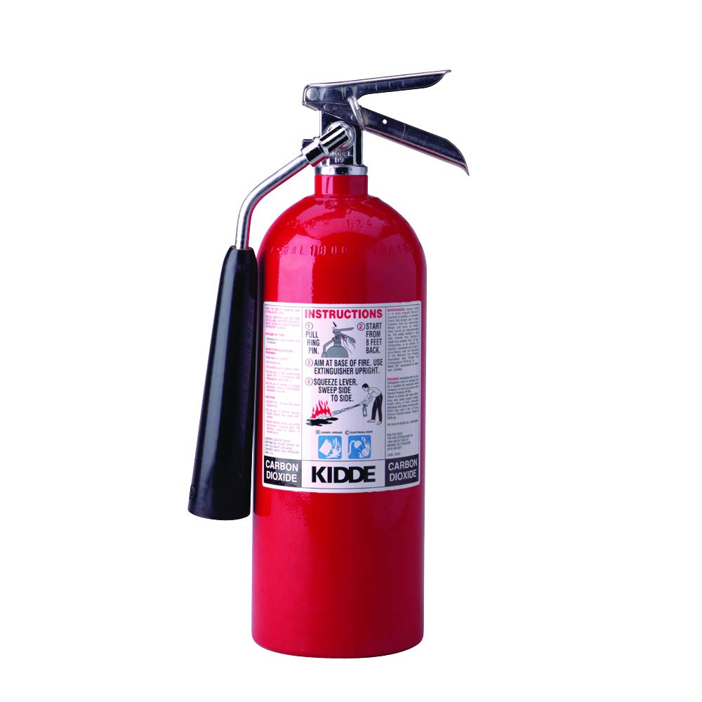 Best Extinguisher For Electrical Fire