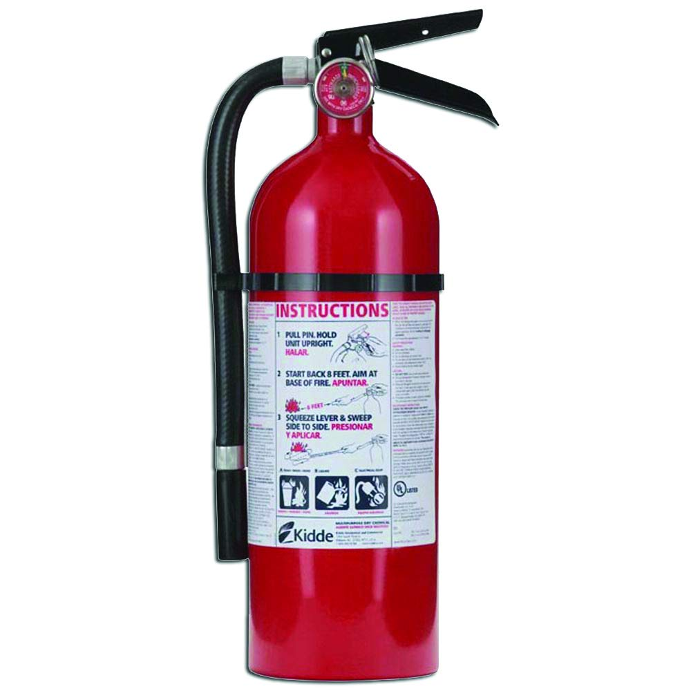Best Fire Extinguisher For Apartment