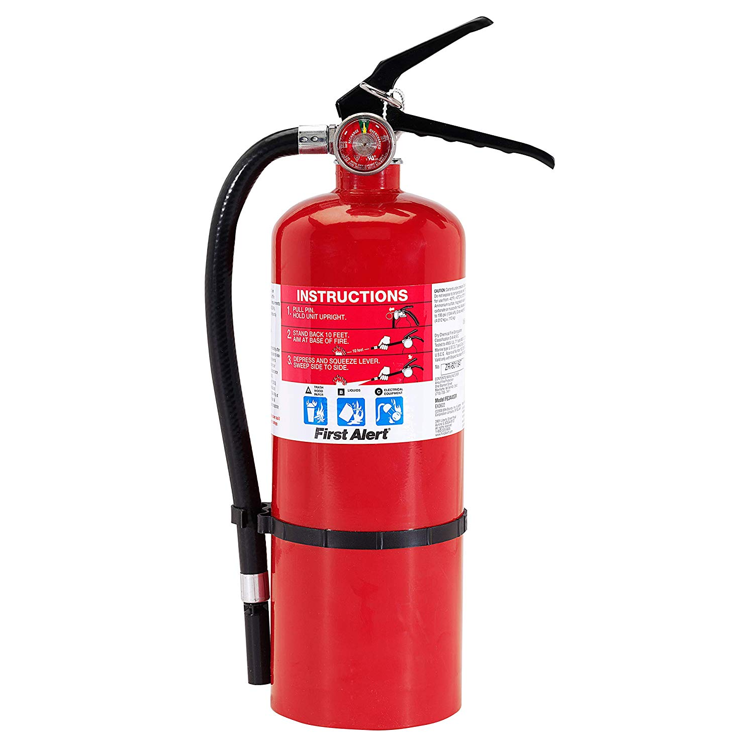 Best Fire Extinguisher For Office