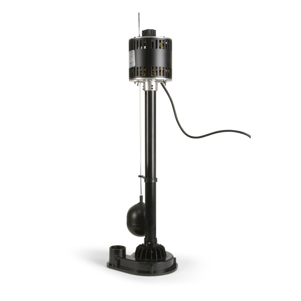 Pedestal Sump Pump with Vertical Float Switch