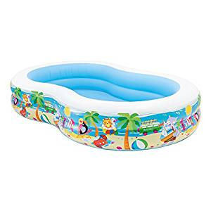 best inflatable swimming pool for Kiddie
