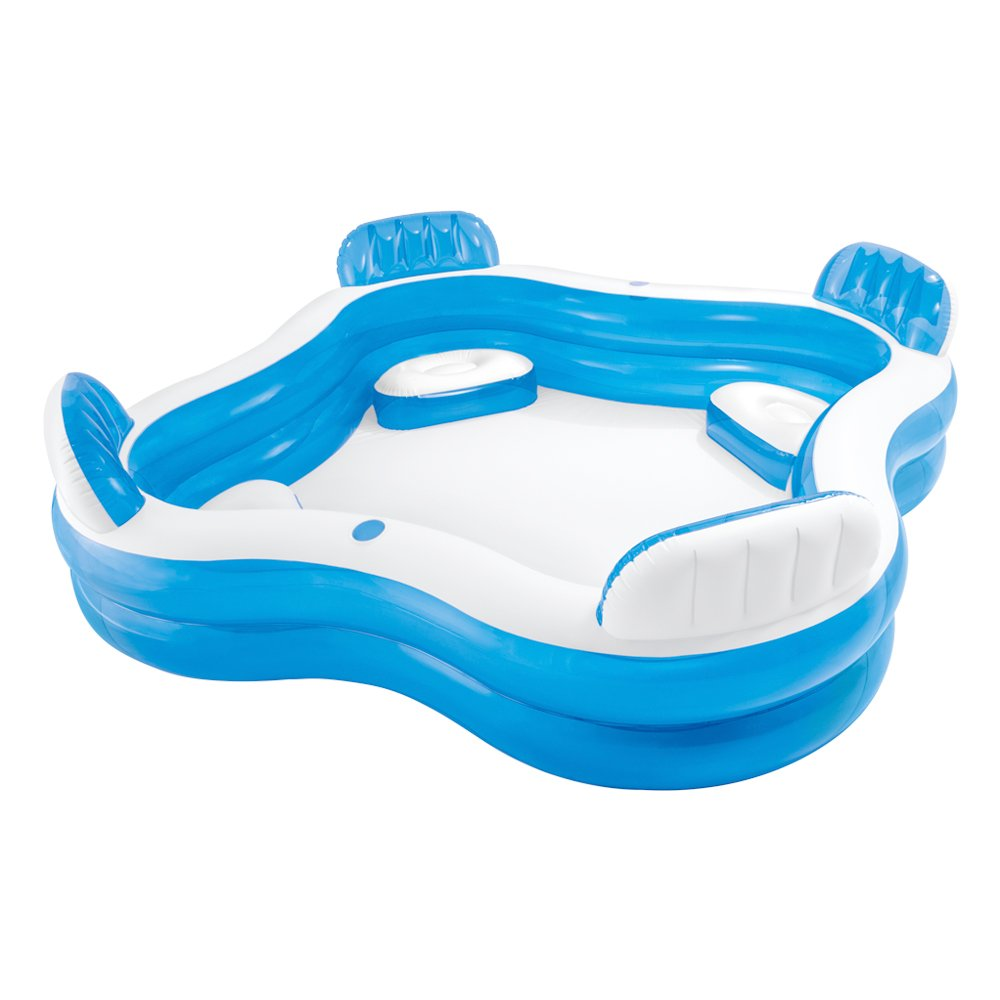 extra large inflatable pool