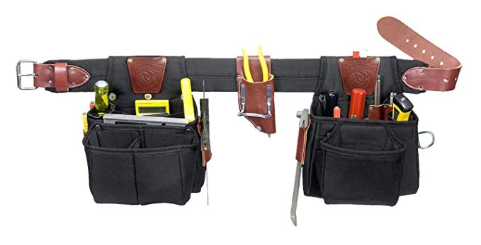 Occidental Leather 9525 M The Finisher Tool Belt Set