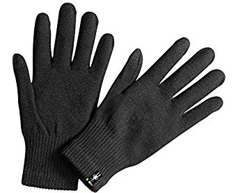 Smartwool Merino Wool Liner Glove - Touch Screen Compatible Design for Men and Women