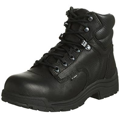 "Timberland PRO 72399 Women's Titan 6"" Safety-Toe Boot"