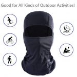 SKYDEER SD1001, Balaclava Face Mask with Dust, Sun, UV Protection for Outdoor Activities