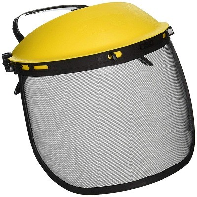 Zenport FS825 Face Shield with Adjustable Mesh Visor