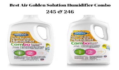 Best Air Golden Solution Humidifier Combo