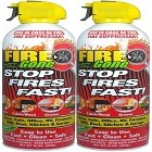 Fire Gone 2NBFG2704 Whit/Red Fire Suppressant