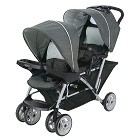 Graco 1980461 DuoGlider Double Stroller, Lightweight Double Stroller