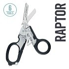 LEATHERMAN 832168 - Raptor Emergency Response Shears with Strap Cutter and Glass Breaker