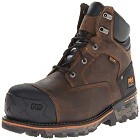 Timberland PRO Men's Boondock 6″ Waterproof Non-Insulated Work Boot