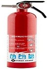 First Alert Household Fire Extinguisher - US Coast Guard Approved