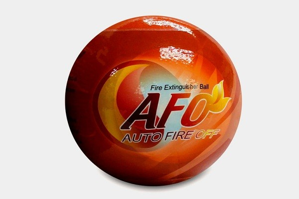 Afo Fire Extinguisher Ball Review
