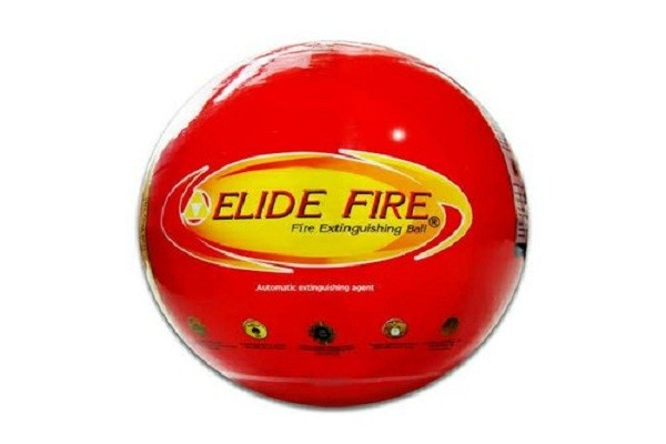 Elide Fire Extinguisher Ball Review