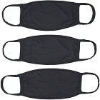 New Republic 2 Ply Cotton 3 Pack Face Masks - Made in LA