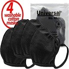Universal 4521 Face Masks – Protection from Dust, Pollen, Pet Dander, Other Airborne Irritants