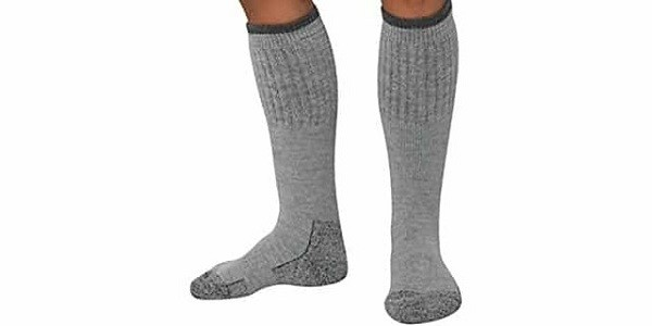 Advantages and Features of a Sock Designed for Work Boots