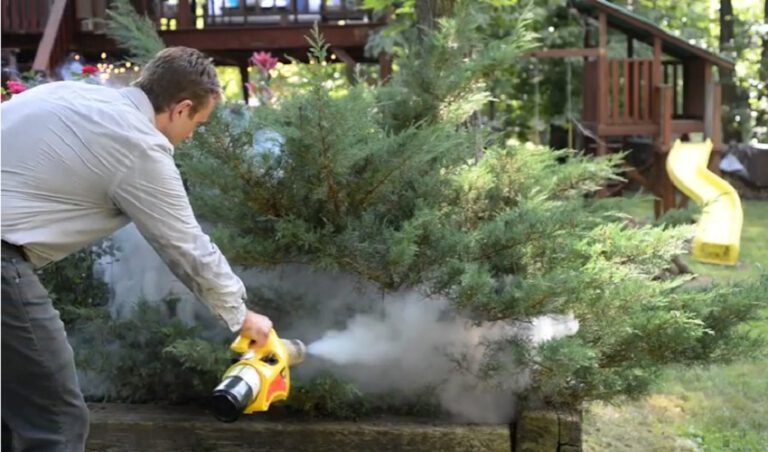 Best Mosquito Fogger For Yard