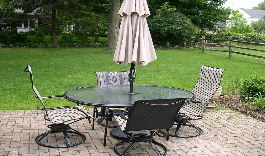 Best Patio Umbrella Stand for Wind