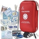 DeftGet First Aid Kit 163 Piece, Waterproof & Portable