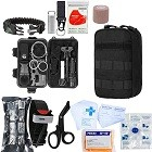 GRULLIN Emergency Survival First Aid Kit
