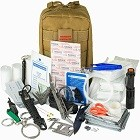 Holtzman's 98-in-1 Emergency Survival Kit & First Aid Supplies