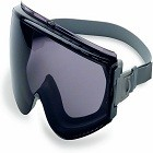 Honeywell S3961C Uvex Stealth Safety Goggles with Gray Uvextreme Anti-Fog Lens