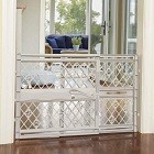"""North States 8871 MyPet Paws 40"""" Portable Pet Gate"""
