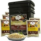 Wise Company Emergency Food Supply, Freeze-Dried Entree Variety