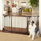 """MyPet 72"""" Extra Wide Windsor Arch Gate"""