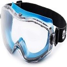 SolidWork Safety Goggles, Scratch resistant Anti-fog & UV Protection