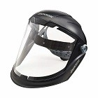 Jackson Safety Lightweight MAXVIEW Premium Face Shield with Ratcheting Headgear