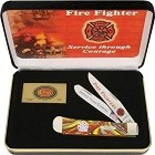 The Case Firefighter Knives