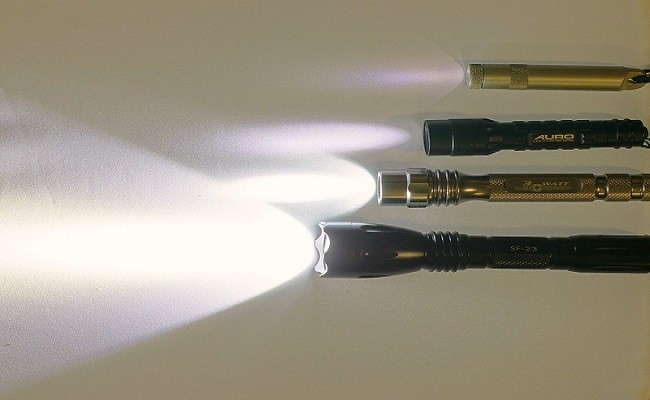 What To Look for In A Rechargeable Flashlight
