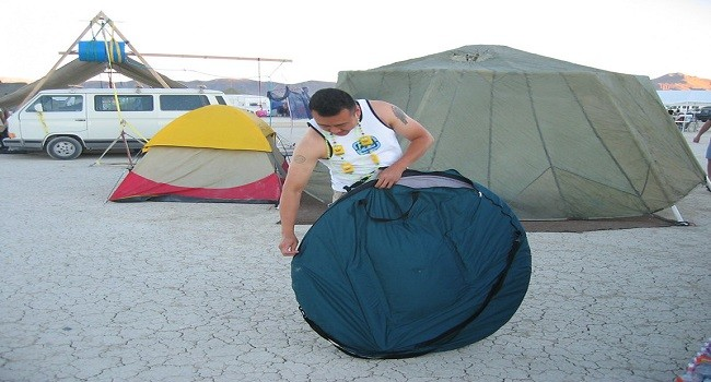 Buying Guide of Best Tent for Burning Man